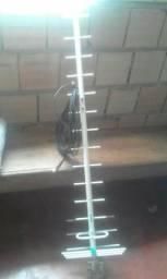 Antena intelbras para celular rural