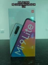 Celular Xiaomi Mi9 novo lacrado