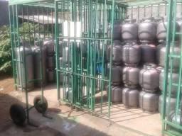 Depósito de Gás - Comércio
