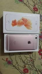 IPhone 6s 64g rose LEIA O ANÚNCIO