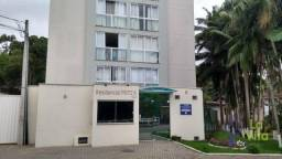 Apartamento disponível para locação no Bairro Fortaleza. Semi mobiliado, dois quartos, sal