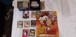 Cards e um álbum. tudo por 20 reais
