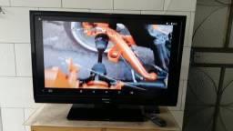 Tv 46 Full HD Sharp Aquos LCD 46 polegadas sem conversor