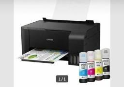 Impressora Epson Ecotank L3110Tanque de Tinta Colorida USB Com tinta