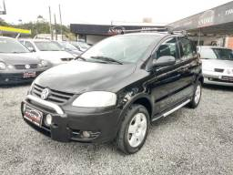 VOLKSWAGEN CROSSFOX 2006/2007 1.6 MI FLEX 8V 4P MANUAL - 2007