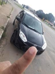 Fiesta Hatch 10/11 Impecável - 2011