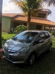 Honda Fit LX - 2013 - GNV - 2013