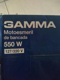 Vendo um esmeril da marca gamma