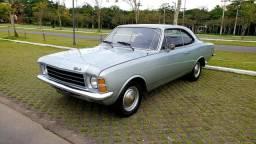 Opala coupé 1976 Segundo dono