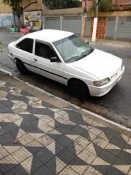 Troco escort 1.6 ap em moto ou vendo - 1996