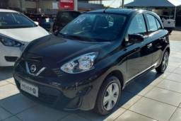 NISSAN MARCH 1.0 S 12V FLEX 4P MANUAL . - 2019