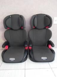 Cadeira para auto reclinável burigoto de 15 à 36kg