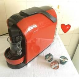 Cafeteira 3 corações
