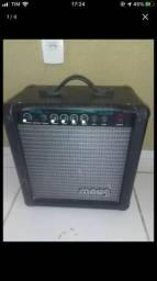 Amplificador moug para guitarra/violão
