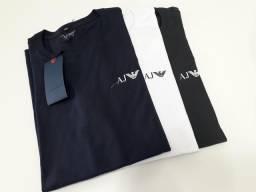 Atacadão camisetas Armani Jeans! OPORTUNIDADE