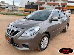 Nissan Versa 2012 1.6 SV ( Vendo a vista ou financiado AC.Troca ) - 2012