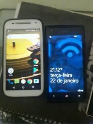 Troco 4 celulares por um melhor