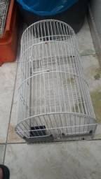 02 gaiolas para ramestr usadas,fone 54991225594