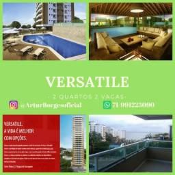 Apartamento Versatile Jardim Apipema, 3 quartos (1 suíte), 2 vagas