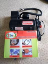 Compressor de ar portátil 12 Volts