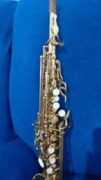 Saxofone soprano Aegle 808 Série Profissional