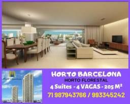4/4 no Horto Barcelona - Altíssimo luxo - á partir de 1.599.000,00 - Oportunidade !!!!