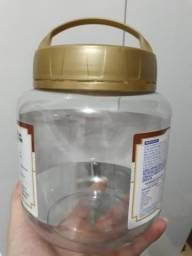 Potes Plástico reutilizável