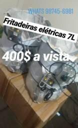 Fritadeiras eletricas 7 litros
