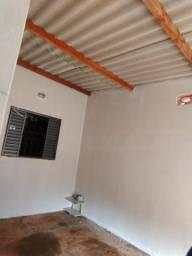 Vendo casa financiada pareclas e.iptu em dia, troco por terreno em dia ou financiado