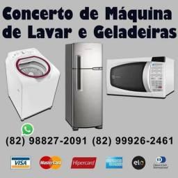 Conserto geladeira máquina 988272091