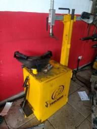 Máquina trocador de pneus