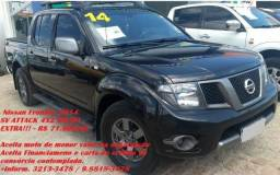 Nissan Frontier sv Attack 4x2 Diesel Extra! - 2014