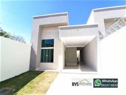 [Buriti] Casa 3 quartos 1 suíte no Jardim Luz, com varanda gourmet, pé direito duplo