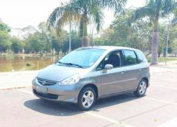 Honda Fit Automático CVT LXL 2008 Completo Muito Conservado