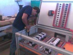 Eletricista industrial e Predial