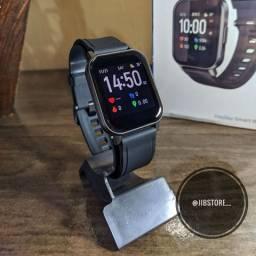 Smartwatch Haylou lS02    Qualidade Xiaomi    Lacrado
