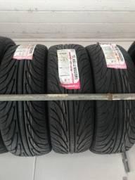 Jogo de pneus 165-35r17 nankang NOVO