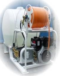 Mini Hidrojato para limpeza e desentupimento 50lt/min 160bar