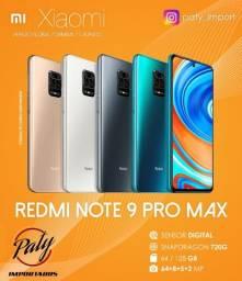 Redmi Note 9 PRO Max 128GB Pronta Entrega - Melhor Preço