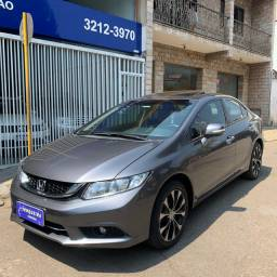 Honda Civic EXR 2.0 2016 Top (Teto Solar)