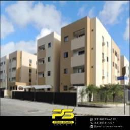 Apartamento com 3 dormitórios à venda, 82 m² por R$ 200.000,00 - Jardim São Paulo - João P