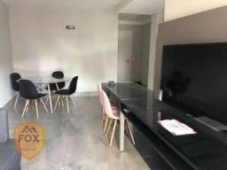 Apartamento com 2 dormitórios para alugar, 60 m² por R$ 2.700,00/mês - Alto da Glória - Cu