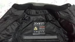 Duas jaquetas motociclismo masculinas pouco usadas tamanho ggg