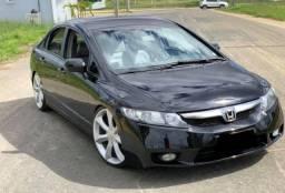 Civic LXS manual - completo | Entrada + 60x de R$ 710,00