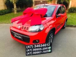 Fiat uno sport 1.4 2013 completo