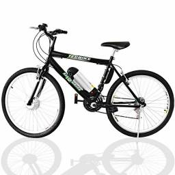 Bicicleta preta