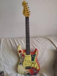 Guitarra Vintage V6mrhdx - Summer Of Love - Thomas Blug