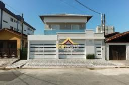 Casa com 2 dormitórios à venda, 59 m² por R$ 220.000 - Jardim Imperador - Praia Grande/SP