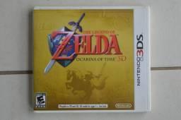 Zelda Ocarina of Time Nintendo 3ds comprar usado  Jundiaí