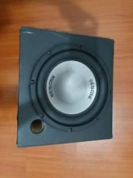 Caixa dutada com bravox E2K 700 RMS